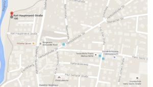 Lageplan Hort Haus1